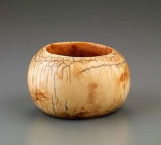 Ivory bracelet from the Guro people of the Ivory Coast | ca. early to mid 20th century.