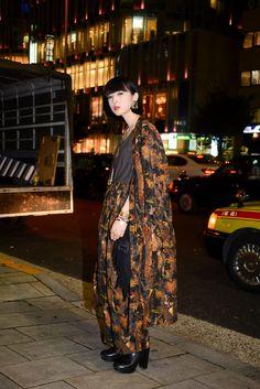 ストリートスナップ表参道 - 島田 風花さん | Fashionsnap.com