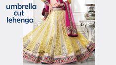 Umbrella cut lehenga | Ethnic wear for girls/ women full video