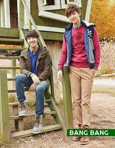 YONG HWA and MINHYUK
