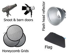 A Fundamental Introduction to Studio Lighting Equipment