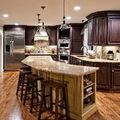 """""""View this Great Traditional Kitchen with Kitchen island & Breakfast bar by Borchert Building Company. Discover & browse thousands of other home design ideas on Zillow Digs."""""""