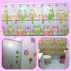 Zoeyu0027s In Owl Bathroom :)