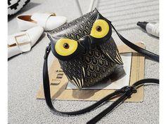 FLYING BIRDS Owl Famous Brand Bags Women Leather Handbags Shoulder Bolsas Top quality Mini Women's Messenger bags Designer Tote