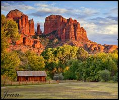 The Ol' Water Wheel at Crescent Moon Cathedral Rock in Sedona, AZ