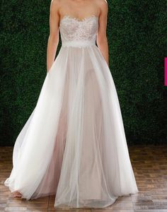 This would be my dress but it would be light blue underneath!!