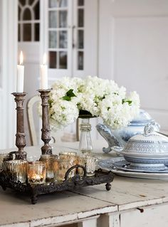My Leitmotiv - Blog de decoración e interiorismo: Romantic day