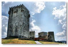 Castelo de Montalegre, Portugal