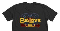 Get Your BIG LOVE UBU Swag Today!! - BIG LOVE UBU Soft Tees. WHAT IS Big Love UBU Inc?--It's an Austin, TX based  501c3 Organization, with a mission to provide Live Mulit-Art Experiences which shape... Candy Videos, Festival Shirts, Big Love, Austin Tx, Swag, Organization, Live, Concert, Tees