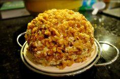 Pineapple Cream Cheese Cheeseball