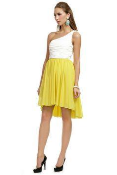 Just ordered this for my first Rent the Runway purchase for a summer wedding!  Can't wait to wear it!
