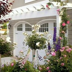 Opt For Similarly Distinctive Doors And Architecturally Apt Details To  Ensure Your Garage Reads As Part Of Your House Rather Than A Utilitarian ...