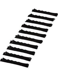 Lot de 50 épingles à cheveux                             noir Femme - 2,00€