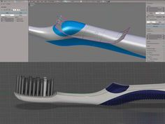 In this video tutorial in 3 parts, Claas Kuhnen shows how to model 3 toothbrush in Blender using several advanced techniques, and how to properly import and rebuild the model in Autodesk Fusion 360 Design, Blender 3d, Design Tutorials, Sculpture, Digital, Modeling, Animation, Drawing, Modeling Photography