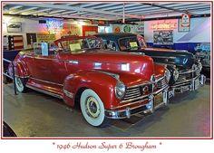 1946 Hudson Super 6 by sjb4photos, via Flickr
