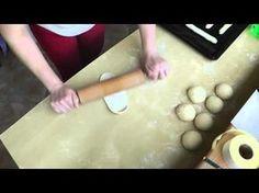 ▶ Rohlíky - YouTube Czech Recipes, Make It Yourself, Baking, Youtube, Brot, Bakken, Backen, Youtubers, Sweets