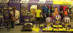 A Sport Zone assinala o mês de abril, dedicado à sua área GYM, com a oferta de 24 meses sem juros para compras superiores a 90 euros em aparelhos de fitness. Esta campanha estará em vigor até ao próximo dia 23 de abril.