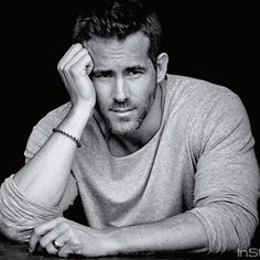 How absurdly handsome does @vancityreynolds look as our Man of Style in InStyle's October issue?! To check out Ryan Reynolds's full feature, pick up the magazine on newsstands Sept. 18. For a sneak peek of his interview, head to instyle.com now. Link in profile. #ryanreynolds | photo by @matthewbrookesphoto