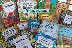 Thinking Tree Writing Journals