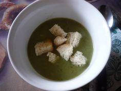 Medvehagyma krémleves receptje - Balkonada recept