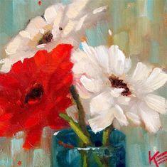 """""""New day"""" - Original Fine Art for Sale - © Krista Eaton"""