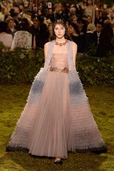 Christian Dior. Alta costura. Primavera/Verano 2017.