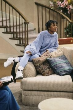 The Fresh Prince, Fresh Prince, BelAire, Ashley Banks, 90s, sitcoms, tv shows, Will Smith, vintage, style