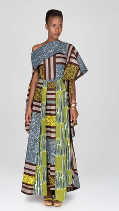 Graceful layering | Vlisco V-Inspired ~African fashion, Ankara, kitenge, African women dresses, African prints, African men's fashion, Nigerian style, Ghanaian fashion ~DKK