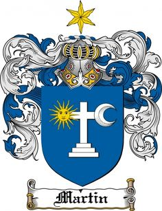 Martin irish family crest coat of arms gifts at 4crests 799 martin coat of arms martin family crest instant download altavistaventures Image collections