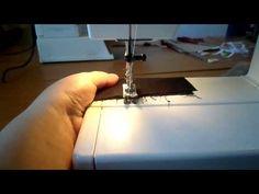 (51) Öltésről öltésre varrótanfolyam - 01. Első öltések - YouTube Sewing Projects, Varrni, Make It Yourself, Youtube, Stitching