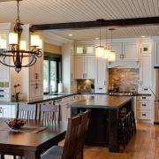Floform Countertops residential kitchen