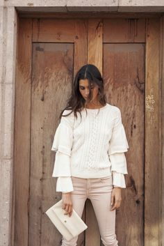 Natalia Ramirez, Bell Sleeves, Bell Sleeve Top, Creative Director, Ruffle Blouse, Summer, Clothes, Beauty, Tops