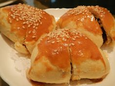BBQ Pork Pastry (Fortune House Seafood Restaurant)