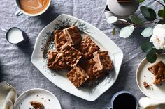 Malted Chocolate Chunk Cookie Bars Recipe on Food52 Chocolate Chip Cookie Brownies, Chocolate Bars, Chocolate Desserts, Cookie Recipes, Dessert Recipes, Bar Recipes, Cookie Desserts, Dessert Ideas, Yummy Recipes