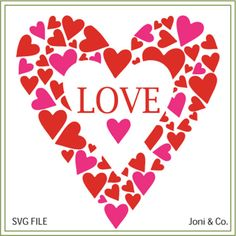 Valentine Heart instant digital download for crafts and hobbies. Welcome,  Thank you for visiting the shop and having a look at the original artwork offered here.  This is an instant download of a SVG file to be used for cutting vinyl among many other uses.  WHAT YOU WILL RECEIVE  SVG file in zip folder  A download link will be emailed to you just a few minutes after your purchase. You will also be able to access the file after checkout on your Etsy Purchases page.  As there is no physical…