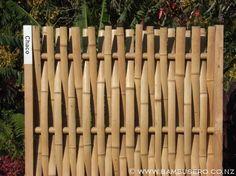 NZ Bamboo Fences   New Zealand Bamboo Furniture, Lighting & Interiors