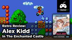 Do you remember Alex Kidd?  Most people remember him as the built-in game of most people's Master System, but he also featured on the Sega Mega Drive and Genesis!  Check out our full review >> http://www.mygamerxp.com/sega/alex-kidd-in-the-enchanted-castle-review-retrospective/