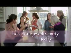 Start The Party highlights our unique Social Fashion™ approach and motivates  potential Hostesses to host a party today! They'll love seeing the fun, sisterhood  and fabulous jewelry that await them at a lia sophia Party.