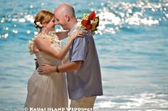 Online Wedding Photo Gallery 17. Photo of couple on top of the cliffs at Shipwreck's beach.