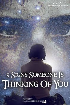 9 Signs A Certain Someone Is Thinking of You - https://themindsjournal.com/9-signs-a-certain-someone-is-thinking-of-you/