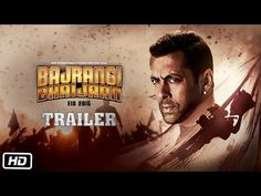 "Official Trailer : Bajrangi Bhaijaan   Salman Khan has never disappointed his fans on EID every year, and this year as well he comes up with his first movie from his own production house SKF (Salman Khan Films), ""Bajrangi Bhaijaan"".  we will have to wait till 17th July'15 when the film releases for the same…..till then enjoy the official trailer…."
