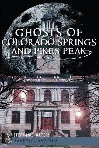 Colorado Springs, CO --- Manitou Legends | Blue Moon Haunted History Tours | Take a ride into the fright side!