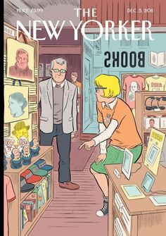 Daniel Clowes/New Yorker