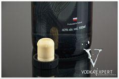 Vodka Kozuba Pure Grain. www.vodkaexpert.pl