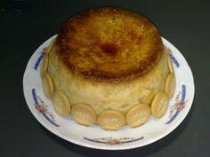 Recetas con encanto: Pudding-Flan (Olla rápida )