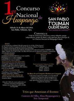 El Huapango es un baile con gran tradición mexicana. Querétaro es un estado que ha trascendido nacional e internacionalmente con...