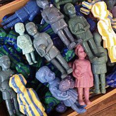 Clonette dolls