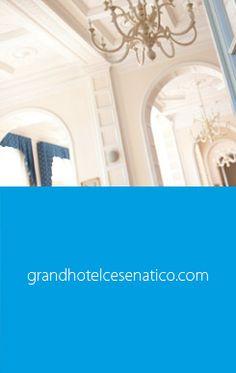 Una sinfonia unica di colori tenui, dettagli e arredi preziosi che confermano lo stile e la tradizione di un albergo che, anche con il passare degli anni, è rimasto uno dei simboli della città di Cesenatico.