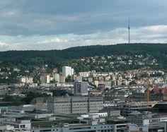 Stuttgart Fernsehturm Frankfurt, Munich, San Francisco Skyline, New York Skyline, Germany, Europe, City, Travel, Stuttgart