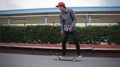 h8mym8: Christopher Chann Forward flip BS nosegrind